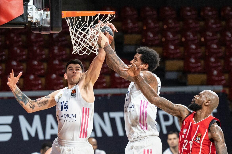 Münchner Basketballer unterliegen Real Madrid