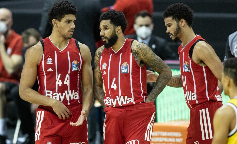 Bayern-Basketballer beenden kleinen Euroleague-Negativlauf