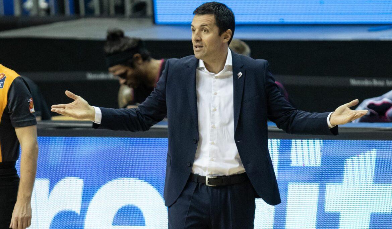 Telekom Baskets Bonn trennen sich von Trainer Jovovic