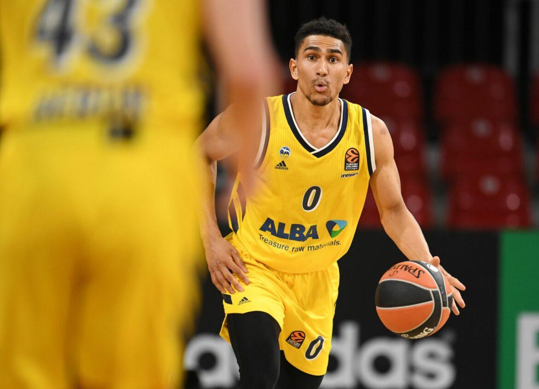 Basketballmeister Alba Berlin gewinnt Topspiel in Crailsheim