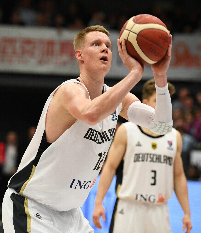 Wenn Basketball-Deutschland ruft, ist Benzing da