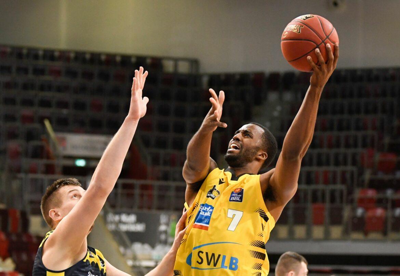 Ludwigsburger Basketballer im Spitzenspiel siegreich