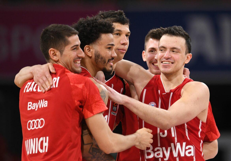 Bayern-Basketballer wollen weiter «träumen»