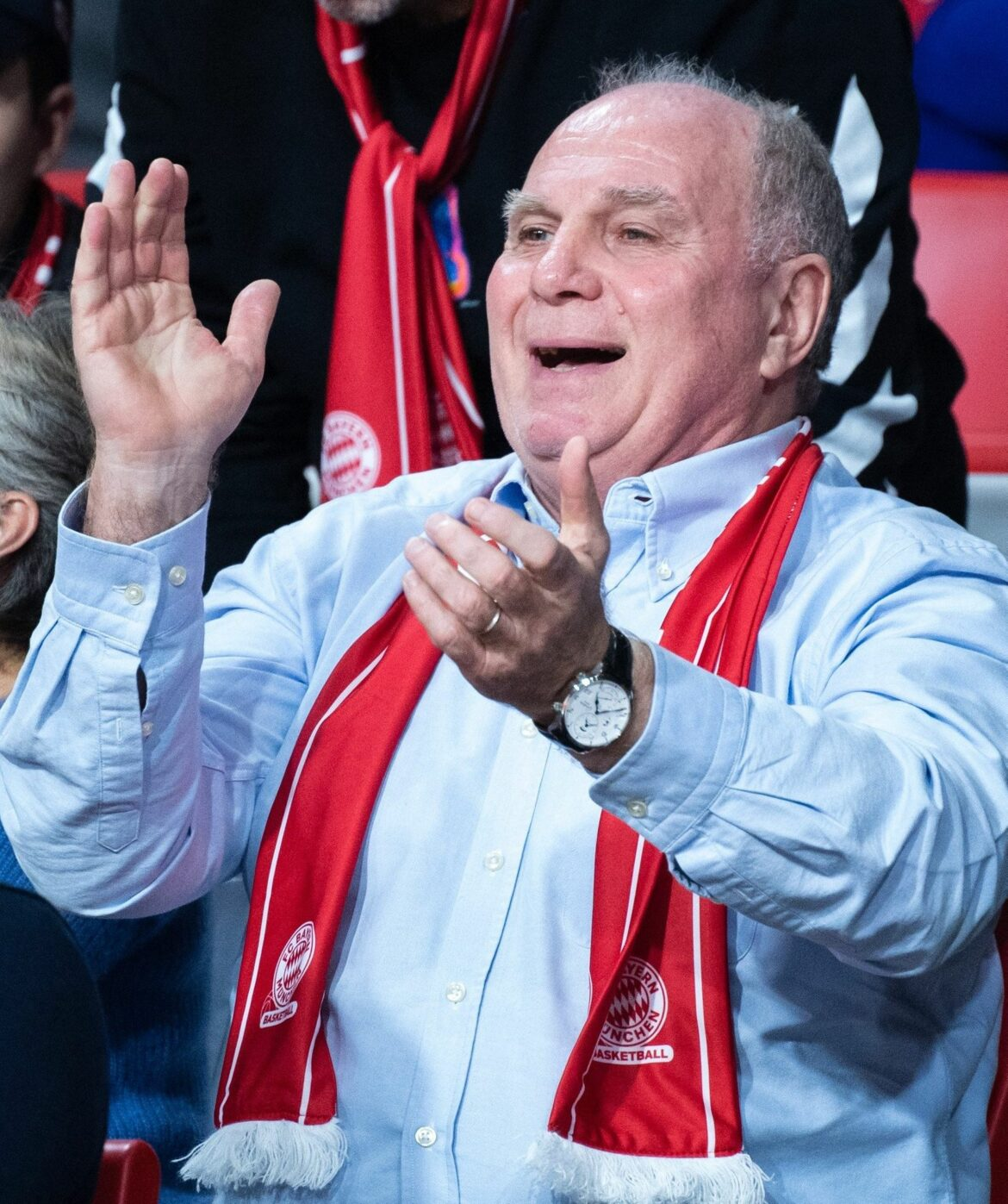 «Verrückt geworden»: Bayern-Basketballer begeistern Hoeneß