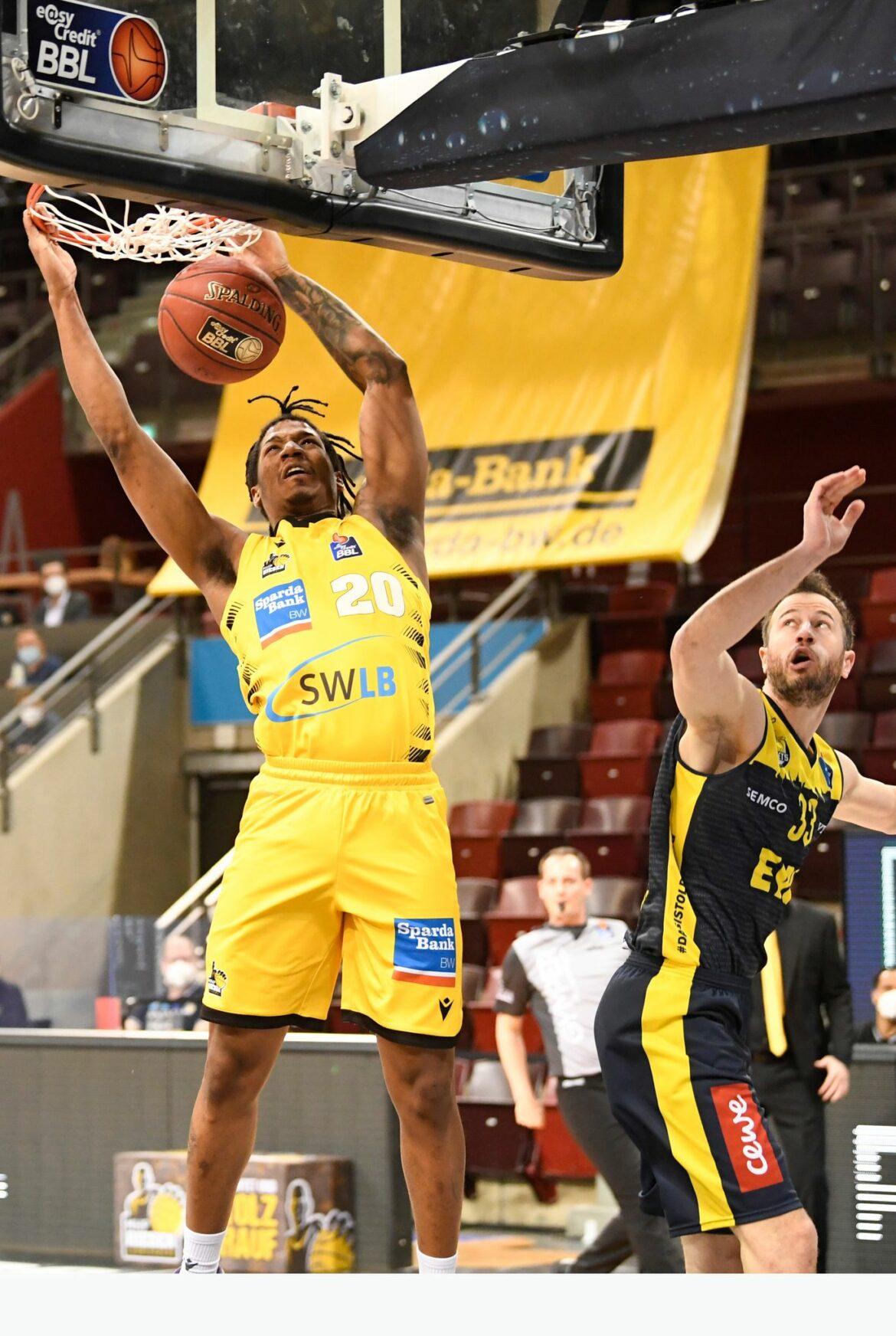 Sieg gegen Frankfurt: Ludwigsburg vor Gewinn der Hauptrunde