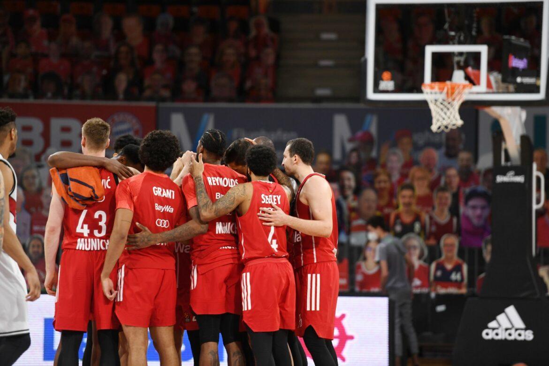 Beflügelte Bayern-Basketballer entzückenHoeneß & Co.