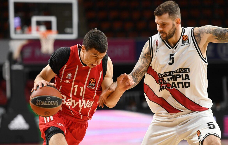 Bayern-Basketballer bereit für magische Nacht