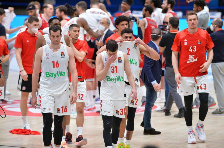 Bayern-Basketballer trotz Aus stolz: «Etwas ganz Besonderes»