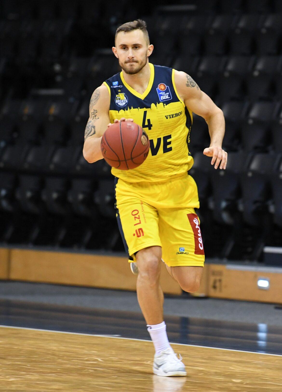 Oldenburger Basketballer sichern Platz drei