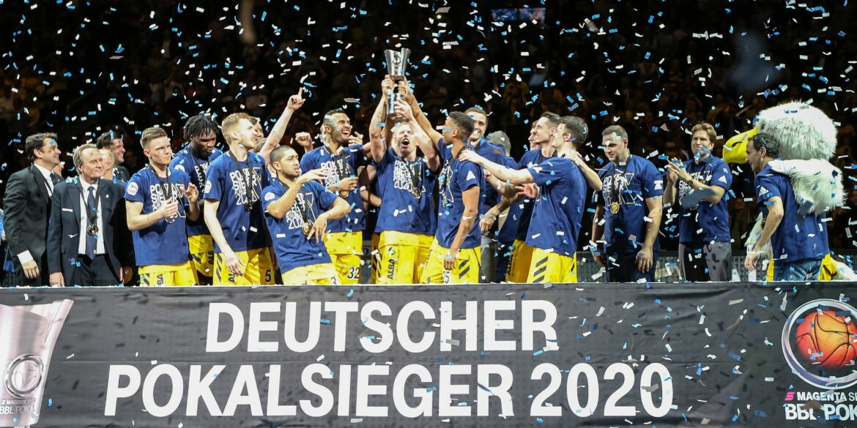 Bayern Basketballer und Alba Berlin als Cup-Favoriten
