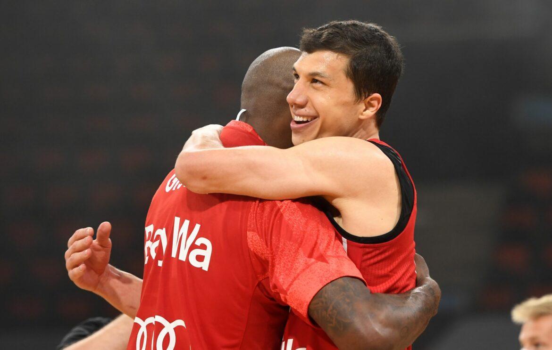 Lucic unter Top-5-Profis der Euroleague gewählt