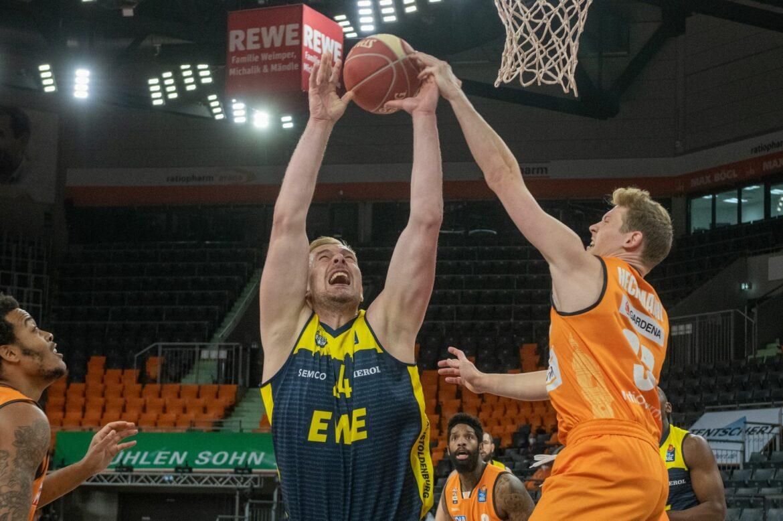 Sieg gegen Oldenburg: Ulm erreicht Playoff-Halbfinale