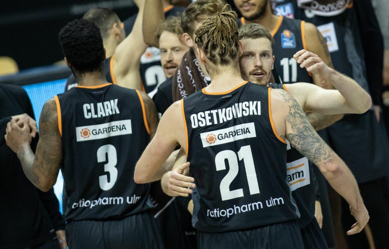 Ulm übernimmt gegen Alba Berlin die Führung