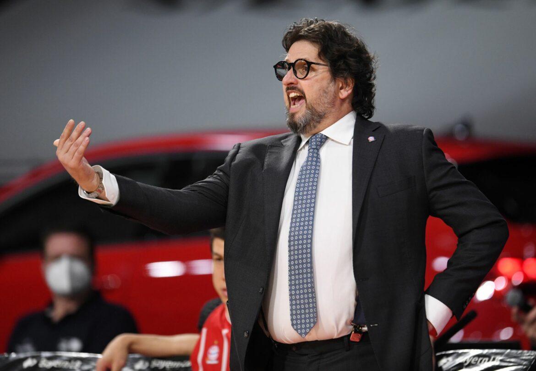 Trinchieri vor neuem Vertrag bei Bayern-Basketballern