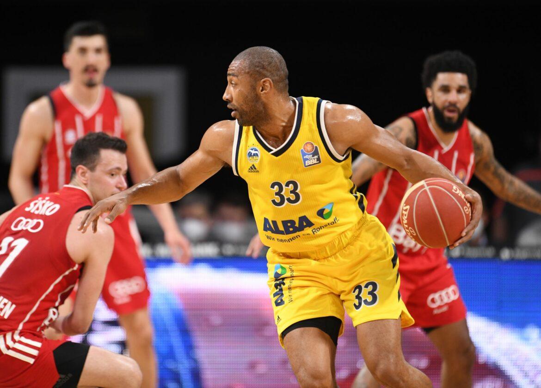 Alba im Basketball-Finale gegen Bayern kurz vor Titelgewinn