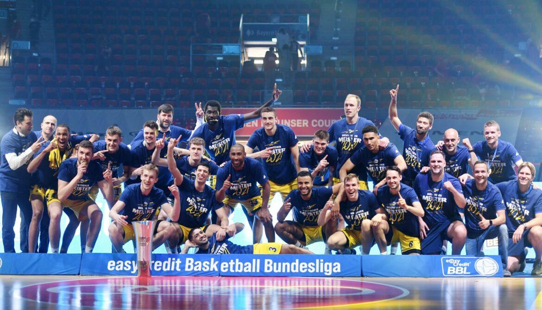 Alba kämpft sich zum Basketball-Meistertitel