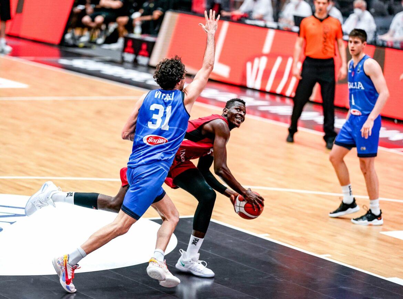 Bonga erwartet keine Probleme mit europäischem Basketball