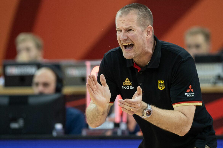 Bundestrainer Rödl: «Olympia eines der größten Erlebnisse»