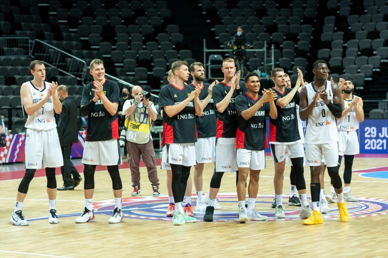 Olympia-Qualifikation: Deutsche Basketballer gegen Russland