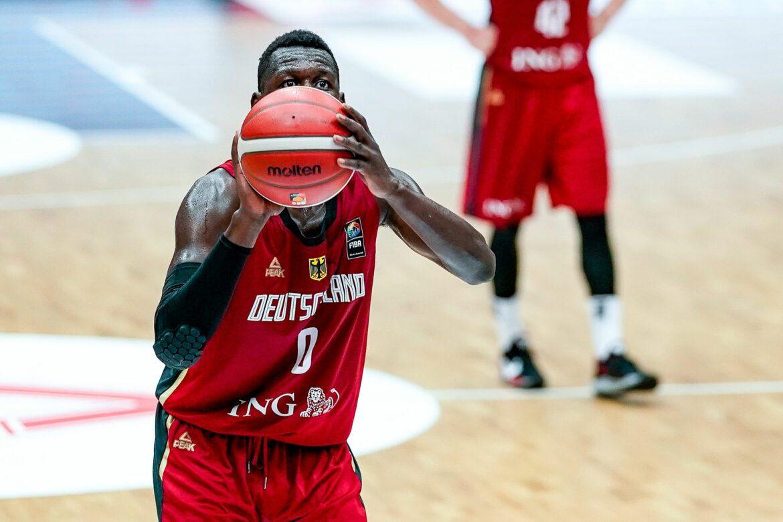 Deutsche Basketballer ohne NBA-Profi Bonga gegen Russland