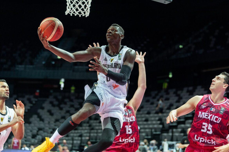Einsatz von NBA-Profi Bonga gegen Kroatien noch unsicher