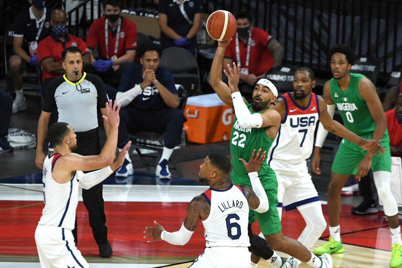 US-Basketballer verlieren überraschend gegen Nigeria