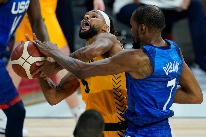 US-Basketballer vor Olympia mit nächster Testspiel-Pleite