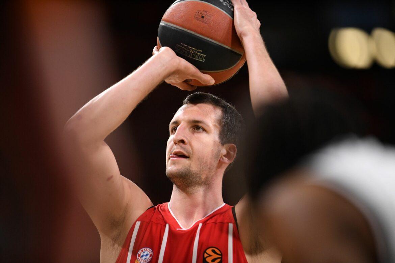 Bayern-Basketballer verlängern mit Zipser bis 2024