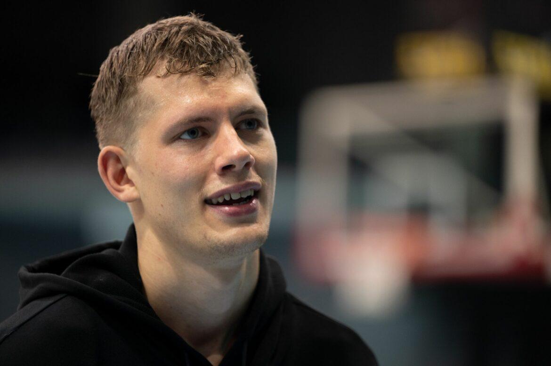 Moritz Wagner zu Saibou: Keine Unruhe im Team