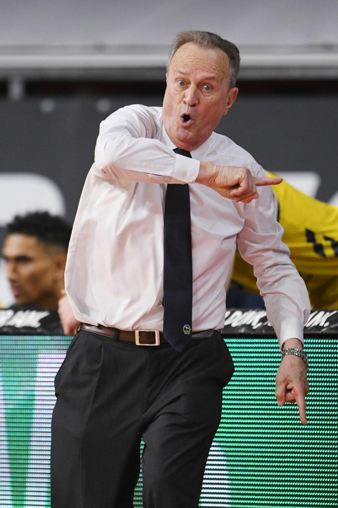 Pause für Albas Meister-Coach? – «Noch nichts entschieden»