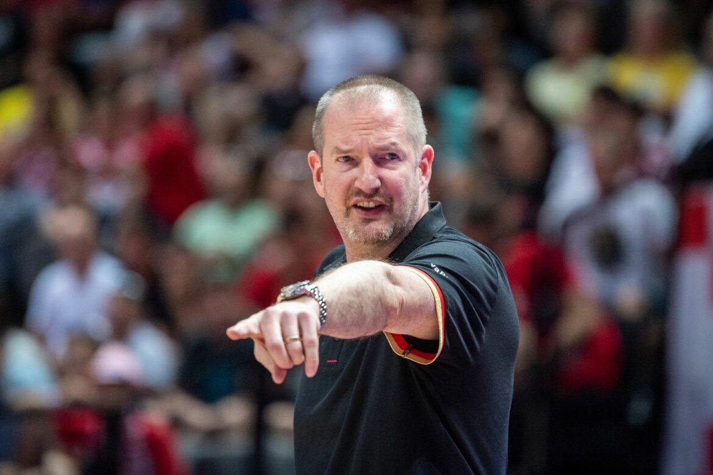 Basketball-Bundestrainer Rödl:Das Team ist der Star