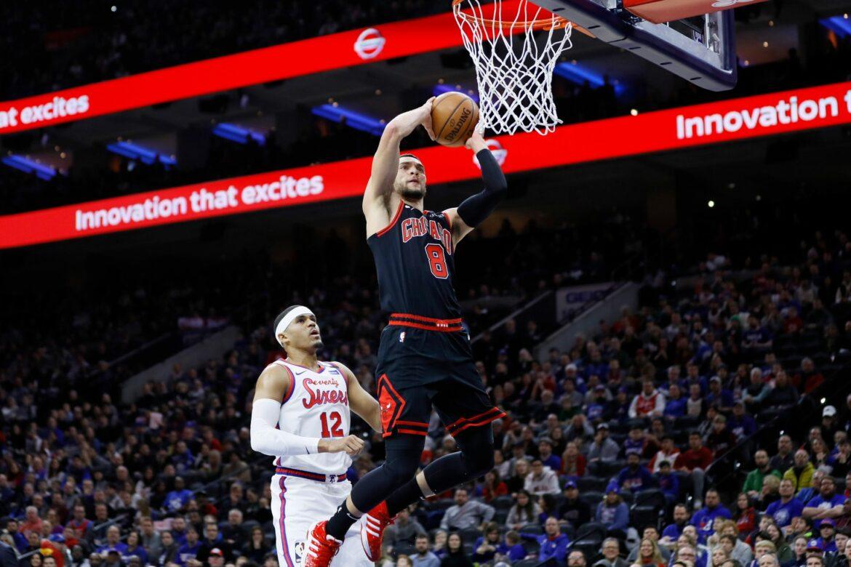 NBA-Profi LaVine kann in Tokio für US-Basketballteam spielen