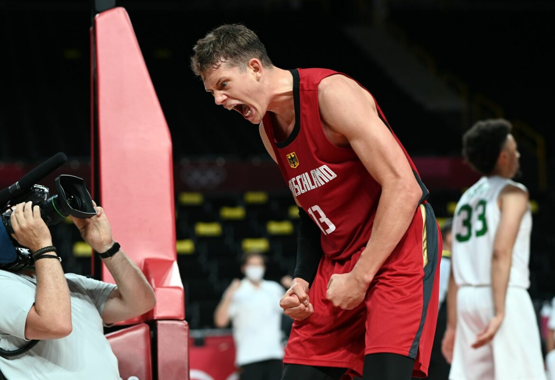 Viertelfinale möglich: Erster Sieg für Basketballer