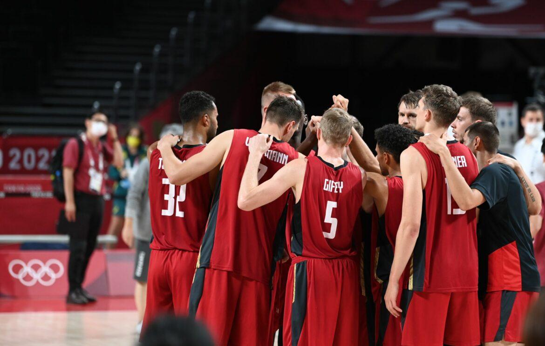 «Haben vor keinem Angst»: Deutsche Basketballer wollen mehr