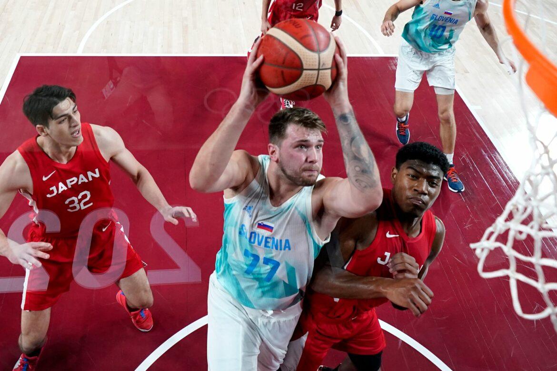 Basketballer gegen Doncic und Slowenien gefordert