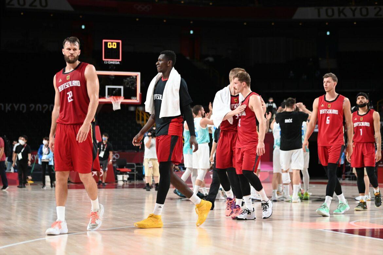 Deutsche Basketballer scheiden gegen Slowenien aus