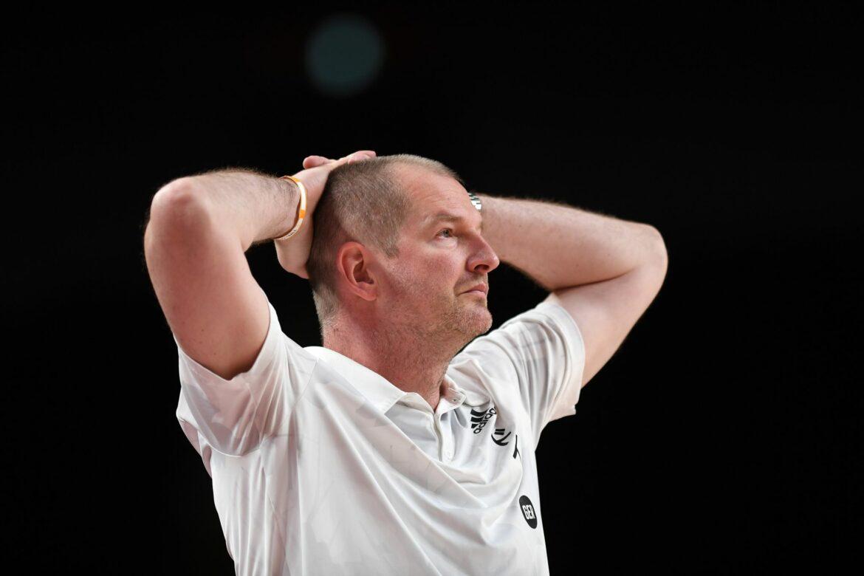 Basketball-Bundestrainer Rödl lässt Zukunft offen