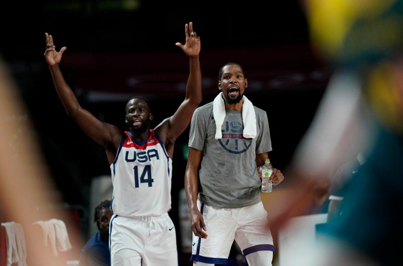 US-Basketballer im Finale – Viertes Gold in Folge möglich