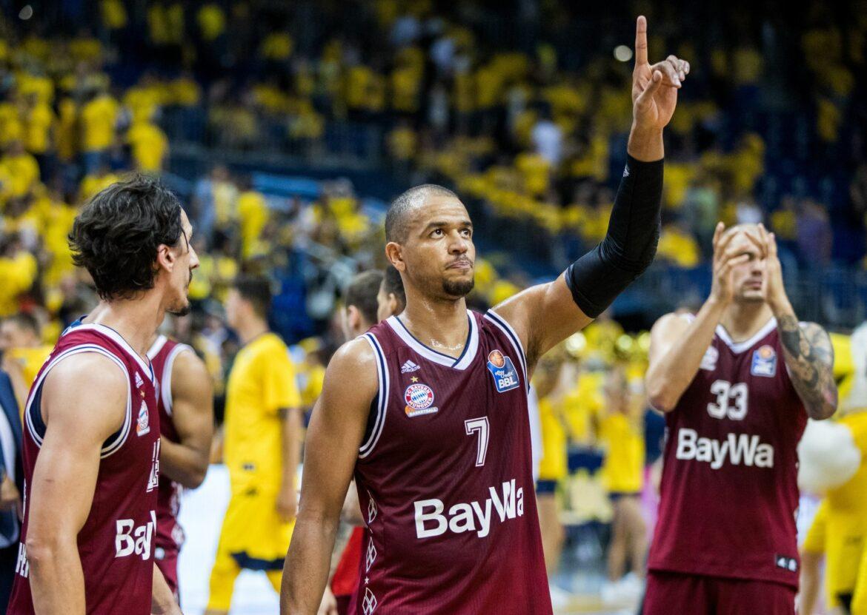 King spielt noch einJahr für Würzburger Basketballer