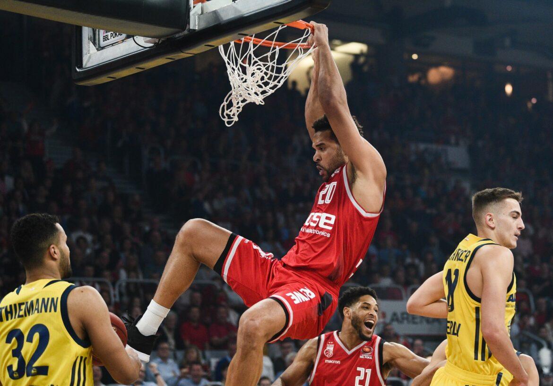 Bayern-Basketballer holen früheren Bundesliga-Profi Rubit