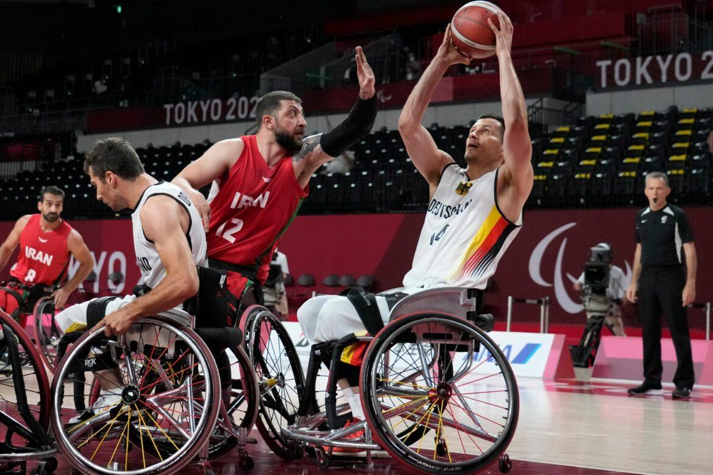 Paralympics 2024: Rollstuhlbasketball unter Vorbehalt dabei