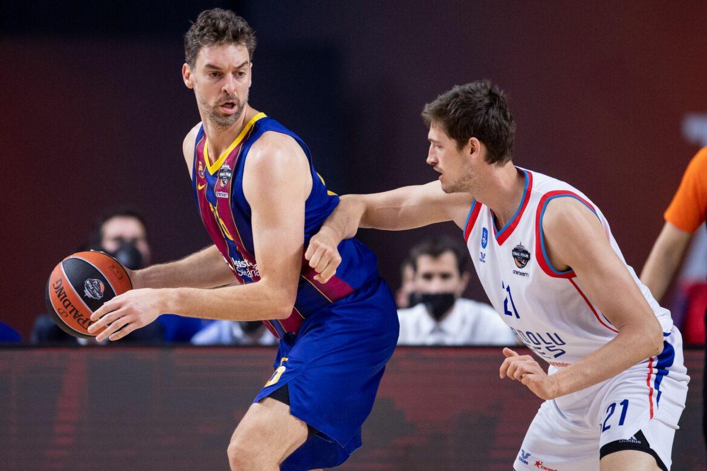 Spaniens Basketball-Star Pau Gasol hört auf