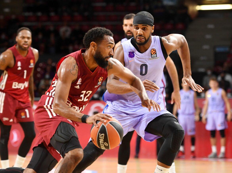 Bayern-Basketballer verlieren Heimspiel gegen Barcelona